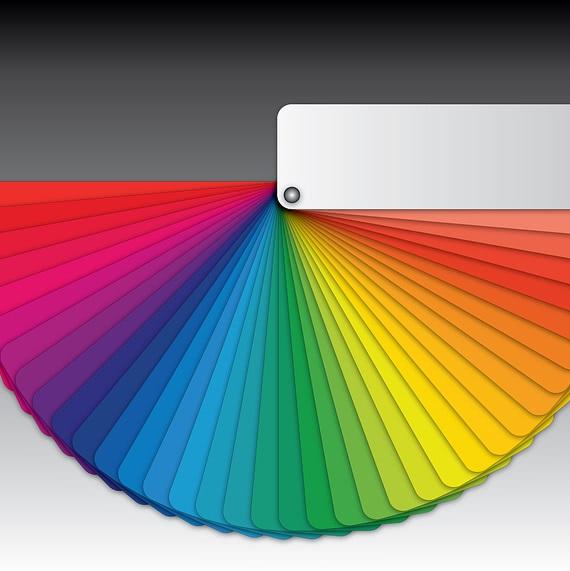 Farben für Bettwäsche