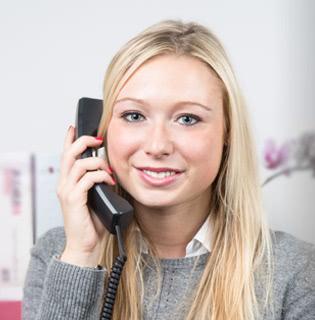 Telefonberatung bei Dormando